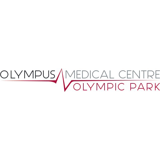 Olympus Medical Centre (Olympic Park) Logo Squared Bigger.png
